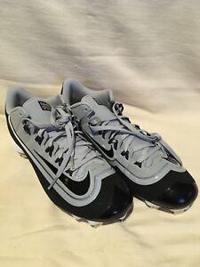 new style 01361 d21ed Image is loading Nike-2Kfilth-Huarache-Baseball-Shoes-Cleats-Mens-Size-