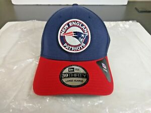 bfba4d75dac51 NFL New England Patriots New Era 39Thirty Ring It Up Flex Fit Cap ...