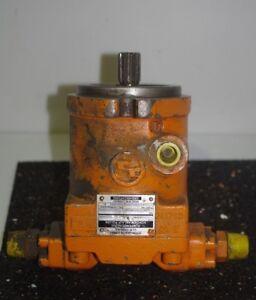 Rexroth Hydromatik A4FM28 W 3 Z 2 237.13.28.00 Hydraulikpumpe Gebraucht/...
