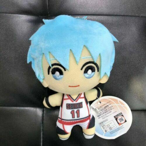 Basketball which Kuroko Plays Tomonui Plush Doll Stuffed toy tetsuya
