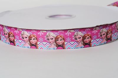 "DANCING BALLERINA GIRLS PINK 7//8/"" Grosgrain Ribbon 1,3,5,10 Yards SHIP FROM USA"