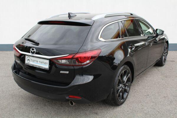 Mazda 6 2,5 Sky-G 192 Optimum stc. aut. - billede 1