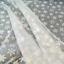 Snowflakes Organza Fabric Christmas Voile Tutu Sparkle Glitter Xmas Crystal