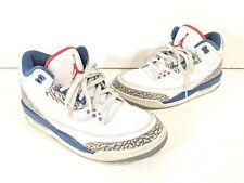 new arrivals b43de fac6f item 7 Nike Air Jordan 3 III Retro OG White Fire Red True Blue 854262-106  Size 8 2016 -Nike Air Jordan 3 III Retro OG White Fire Red True Blue  854262-106 ...