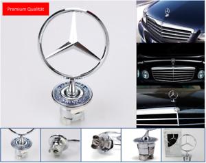 Mercedes-Benz-Bonnet-Capuche-Logo-embleme-insigne-Pour-W124-W202-W203-W210-Neuf