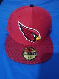 Arizona Cardinals New Era 2018 NFL Sideline Home Official 59FIFTY ... 8a8be8266