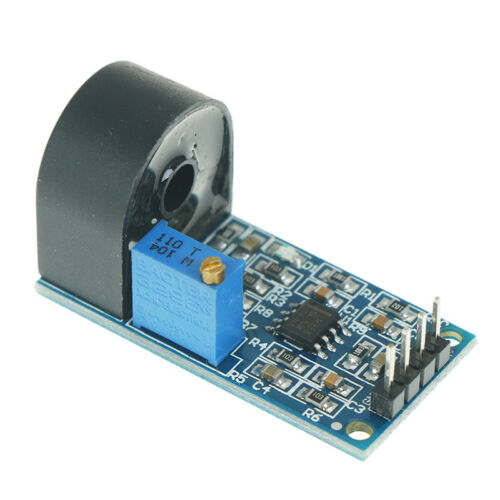 5A Monophase AC Precision Miniature Current Transformer PCB Module For Arduino Q