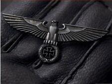 WWII German Empire Eagle Emblem Cap Badge German cross eagle pin With box