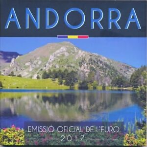 Andorra-euro-kms-2017-BU-Sin-Circulacion-1-centimos-Juego-8-Monedas-Completo