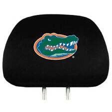 Florida Gators Head Rest Covers 2 Pack [NEW] NCAA Car Seat Headrest CDG