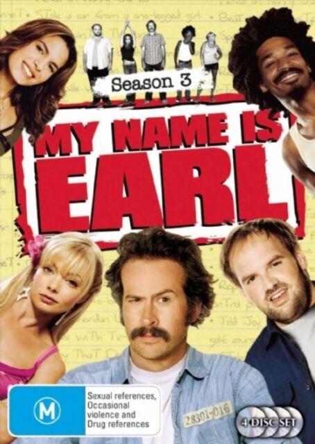My Name Is Earl : Season 3 (DVD, 2008, 4-Disc Set)