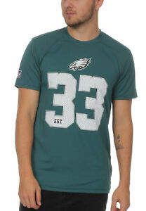 Nfl Philadelphia Eagles shirt Team Era Hommes Pour Supporters T Vert New 5n8Zzx