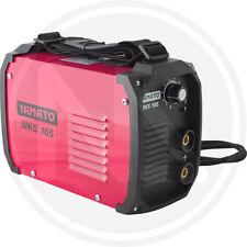 "SALDATRICE INVERTER portatile, monofase, ventilata ""WKS 165"" YAMATO - 98482"
