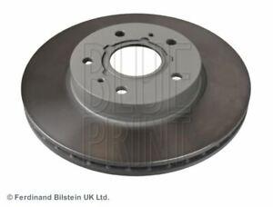 Imprime-Bleu-Disques-de-frein-avant-paire-pour-Suzuki-SX4-Hayon