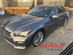2015 Infiniti Q50 Sport | Awesome Q50S | AWD |
