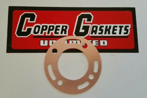 """HONDA CR80 COPPER HEAD GASKET 49MM X .026/"""" 1990 AND LATER YEARS"""