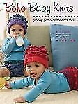 Boho Baby Knits : Groovy Patterns for Cool Tots by Kat Coyle (2007, Hardcover)