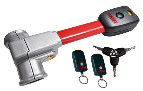 para coche alarma 2 mandos a distancia SWAT lenkradkralle con alarma volante bloqueo
