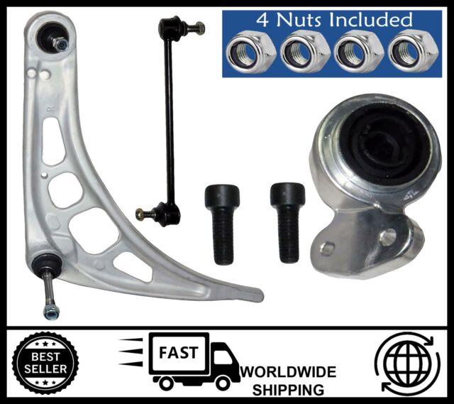 BMW 3 Series E46/Z4 (FRONT LH) Control Arm Wishbone & Bush & Drop Link