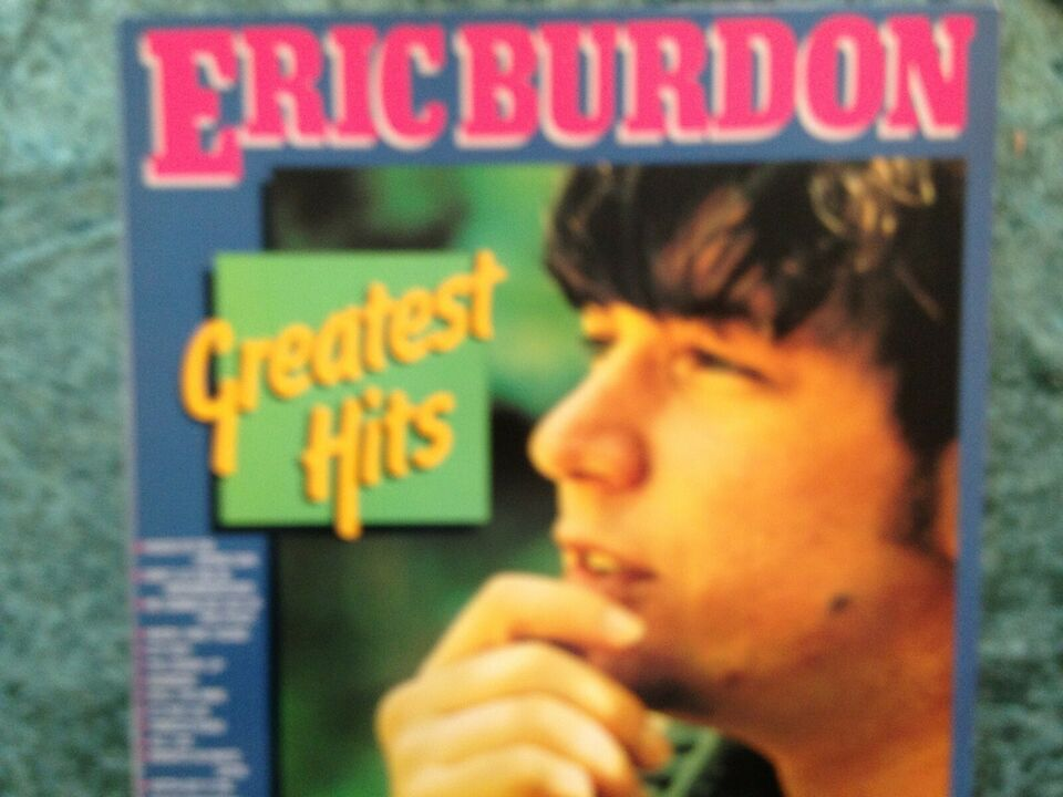 LP, Eric Burdon, Greatest Animal hits