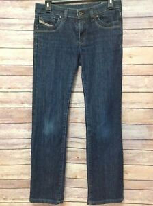 ca9beff4 Diesel Jeans Stretch Ronhoir Women's sz 28 actual 30 x 28 - 008WZ ...