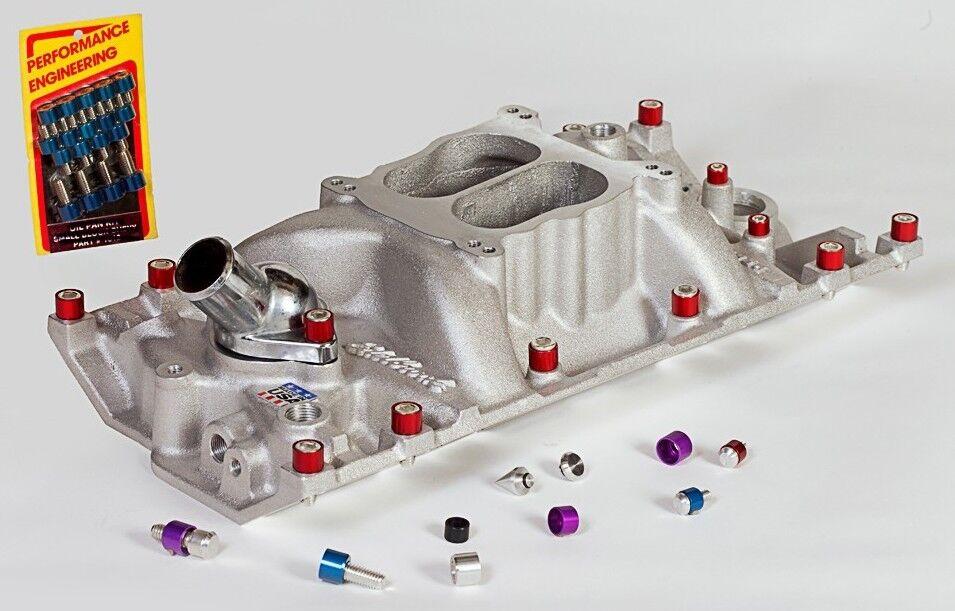 396,427,454 Aluminum Intake Manifold Bolts BBC