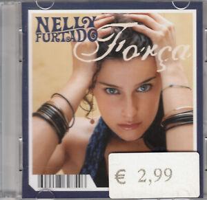 Nelly-Furtado-Forca-Forca-3-034-Mini-Pock-it-CD-2004-Rock-Pop
