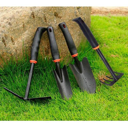 Gardening Hand Tools Kit Shovel//Rake//Double Hoe 3 prongs for Choice