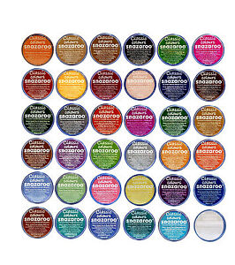 18ml-SNAZAROO-FACE-BODY-PAINT-Stage-Make-Up-All-Colour-Theatrical-Fancy-Dress
