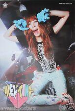 "HYUNA ""MELTING"" ASIAN PROMO POSTER - 4 Minute, Trouble Maker, Girl K-Pop Music"