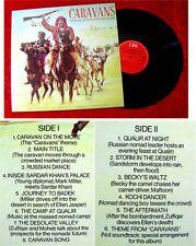 LP Caravans Mike Batt Soundtrack 1978