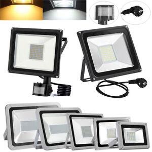 LED-Fluter-30W-50W-100W-300W-500W-1000W-Aussen-Baustrahler-Scheinwerfer-Flutlicht