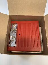 New Wheelock As 2475w Fr Audiblestrobe Red Simplex Pn 4903 9247