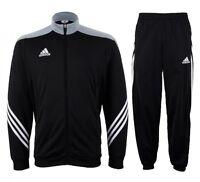 Adidas Men´s Tracksuit Black Sports Suit Tracksuit Leisure F49712