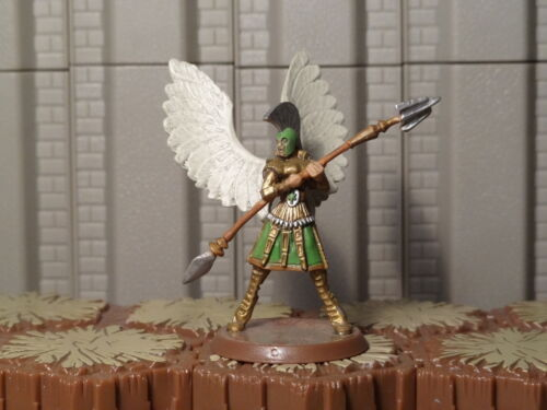 Saylind the Kyrie Warrior- Heroscape- Wave 3- Jandar's Oath- Free Ship Available