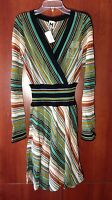100%authentic M Missoni  Striped Dress sz 40 / 4
