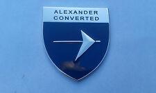 ALEXANDER TUNING CONVERSION MINI COOPER S 998 MK1 1275 850 DOWNTON BADGE FORD MG