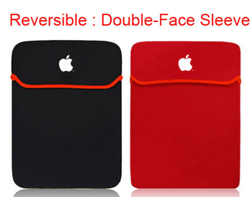 Soft Universal Sleeve Case Bag Portable Pouch for Apple MacBook Air MacBook Pro