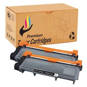 2-High-Yield-TN660-Black-Toner-Cartridge-For-Brother-MFC-L2740DW-L2700DW-Printer
