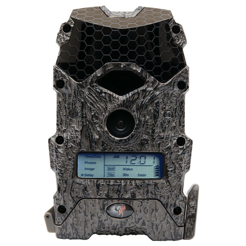 Wildgame Innovations Mirage 16 Lightsout  16MP 720p Hunting Game Camera, Camo  authentic