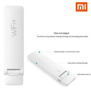 Xiaomi 300Mbps WiFi Amplifier 2 Wireless Repeater Network Router Extender M1C9