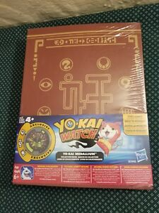 Yokai-Yo-kai-Watch-Medallium-Collection-Book-Collect-Medal-Page-Sheet