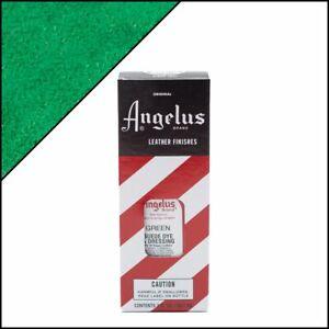 Angelus Suede Dye & Dressing Grün 88ml (11,31€/100 ml)
