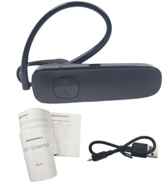 Buy Plantronics Ml15 Mobile Universal Handsfree Mulitpoint Bluetooth ... 5ce571c172