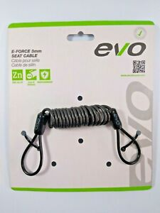 EVO E-Force 3mm Seat Cable