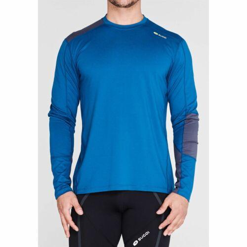 Sugoi Mens Titan Core Long Sleeve T-Shirt T Shirt Tank Tee Top