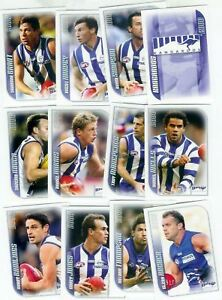 2006-Herald-Sun-NORTH-MELBOURNE-Team-Set