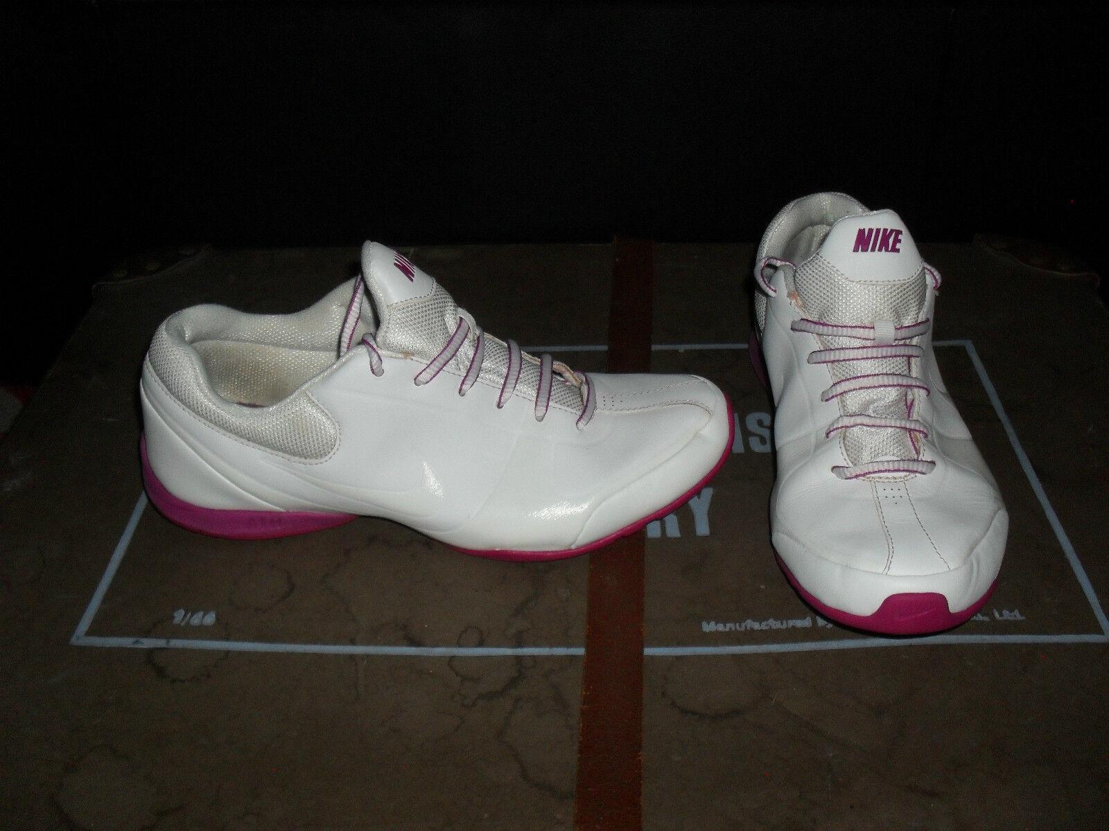 Nike air bianco e rosa formatori dimensioni 6 | Ordini Ordini Ordini Sono Benvenuti  37f460