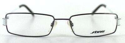 Gelernt Sting Brille 4744 Color-0568 Incl Eyeglasses Mod Etui Neueste Technik