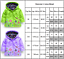 Toddler-Kids-Boy-Girl-Waterproof-Floral-Hooded-Coat-Jacket-Windbreaker-Outerwear thumbnail 6
